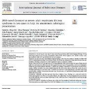 "<span itemprop=""name"">سندرم زجر تنفسی  شدید کروناویروس ۲۰۱۹ در دومورد در ایتالیا</span>"