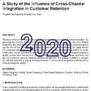 مطالعه ی تاثیر یکپارچه سازی و ادغام چند کانالی در حفظ مشتری