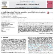 مطالعه امکان سنجی مواد حاوی  نیوبیم برای ذخیره اکسیژن در مبدل