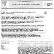 اولین مورد مننژیت/انسفالیت  مرتبط با SARS- کروناویروس۲
