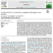 مدلی برای COVID-19 با  ایزولاسیون، قرنطینه و تست  به عنوان   اقدامات کنترلی