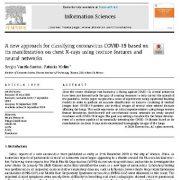 یک رویکرد جدید برای طبقه بندی کروناویروس COVID-19 بر اساس علایم