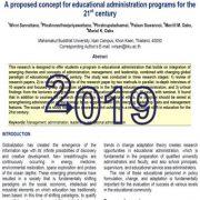 یک مفهوم پیشنهادی برای برنامههای مدیریت آموزشی برای قرن بیست و یکم