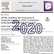 مدل سازی و پیش بینی ARIMA از شیوع COVID-19 با الگوی نامنظم