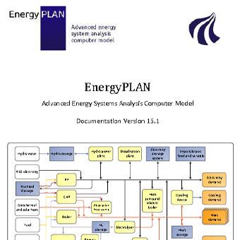 EnergyPLAN: مدل کامیپوتری تحلیل سیستمهای انرژی پیشرفته