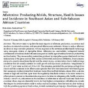 آفلاتوکسین: تولید کپک ، ساختار ، مسائل بهداشتی و بروز در کشورهای جنوب شرقی آسیا