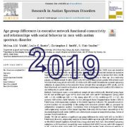 تفاوتهای گروه سنی در ارتباط عملکردی شبکهی اجرایی و ارتباط با رفتار اجتماعی