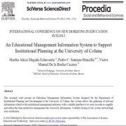 یک سیستم اطلاعات مدیریت آموزشی