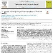 استفاده از تحلیل شبکههای اجتماعی برای تشخیص سلایق و خواستههای کاربران