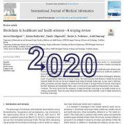 بلاک چین در مراقبتهای بهداشتی و علوم پزشکی : یک مقاله  مروری