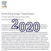دارودرمانی COVID-19(کروناویروس)- گزینههای بالقوه