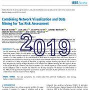 ترکیب بصری سازی (دیداری سازی) شبکه و داده کاوی برای ارزیابی ریسک مالیات