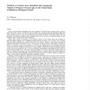 تضاد منافع بر سر ابعاد سودمند و نامطلوب (مضر) کهور