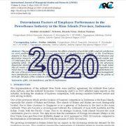عوامل تعیین کننده عملکرد کارمندان در صنعت نیروگاه در جزایر ریو