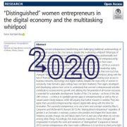 کارآفرینان زن برجسته در اقتصاد دیجیتال و گرداب چندکارگی (چند وظیفهای)