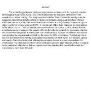 موضوعات و مسائل اخلاقی و آموزش حسابداری