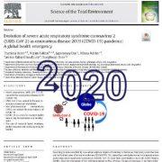 تکامل و تغییر سندرم تنفسی حاد کروناویروس ۲ (SARS-CoV-2)