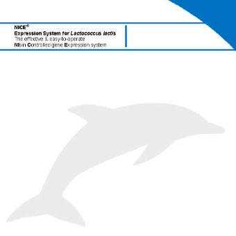 NICE: سیستم بیان  برای لاکتوکوکوس لاکتیس:  سیستم بیان ژن کنترل شده نایسین