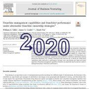 قابلیت های مدیریت حق امتیاز و  عملکرد اعطا کننده ی امتیاز تحت استراتژی