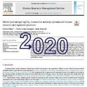 چابکی پس از ادغام، سیستم های حافظه تعاملی و مدیریت منابع انسانی