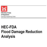 HEC-FDA: تحلیل کاهش خسارت سیلاب