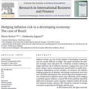 مصون سازی ریسک تورم در یک اقتصاد در حال توسعه:مطالعه موردی، برزیل