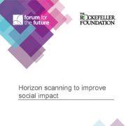 آینده پژوهی  به منظور ارتقاء و افزایش نفوذ و تاثیر اجتماعی