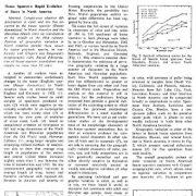 بررسی تکامل و تغییرات سریع در نژادهای مختلف گنجشکهای خانگی