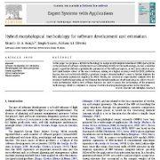 روش ریخت شناختی هیبریدی(ترکیبی) به منظور برآورد هزینه تولید و توسعه  نرم افزار