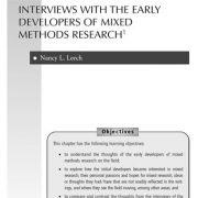 مصاحبههایی باپیشگامان روش تحقیق ترکیبی
