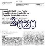 تأثیر کوید-۱۹(COVID-19) بر روی سلامت روان عمومی