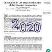 بی عدالتی و نابرابری در فرار مالیاتی: مطالعهی موردی مربوط به مالیات بر درآمد