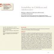 کج خلقی و زودرنجی در کودکان و نوجوانان