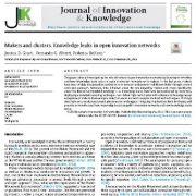 منابع  نوآوری: پیامد های تولید و انتقال دانش