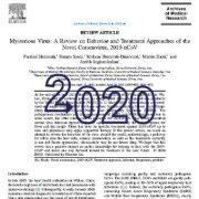 ویروس مرموز: مروری بر رویکردها و رفتارهای ویروس جدید کرونا ویروس