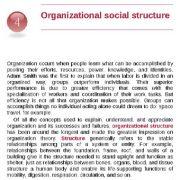 ساختار اجتماعی سازمانی