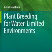 کتاب اصلاح نباتات برای محیط های دارای محدودیت آب