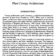 "<span itemprop=""name"">معماری تاج پوشش گیاه</span>"