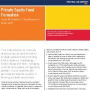 تشکیل صندوق سهام خصوصی