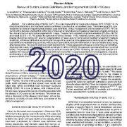 مروری بر تعاریف بالینی،  هزینه و  مدیریت کوید ۱۹ یا COVID-19