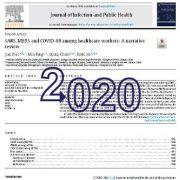 SARS، MERS و COVID-19 در میان  کادر درمان:   مرور نقادانه