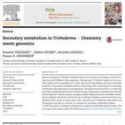 متابولیسم ثانویه در تریکودرما- تلاقی شیمی با ژنومیک