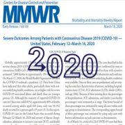 پیامدهای شدید در میان بیماران مبتلا به بیماری کروناویروس ۲۰۱۹(COVID-19)