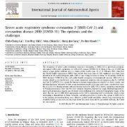 سندرم تنفسی حاد شدید کروناویروس ۲ (SARS-CoV-2) و بیماری کروناویروس