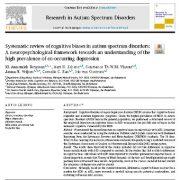 مرور سیستماتیک سوگیریهای شناختی در اختلالات طیف اوتیسم: چارچوب نوروسایکولوژیک