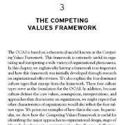 بررسی چارچوب ارزش های رقابتی در  فرهنگ تولید و سازمانی