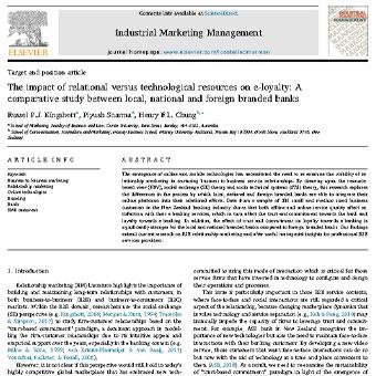 مقایسه بانکهای محلی، ملی و بین المللی از نظر ارزیابی اثر منابع ارتباطی