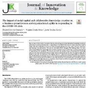 ظرفیت و قابلیت نوآوری در بنگاه های کوچک و متوسط(SME): مرور سیستماتیک