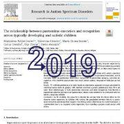 رابطهی بین اجرا و تشخیص پانتومیم در میان کودکان مبتلا به اوتیسم