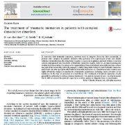 درمان حافظههای تروماتیک در بیماران با اختلالات تجزیهای پیچیده